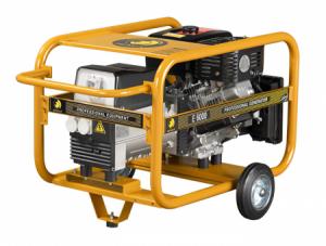 Groupe-électrogène-6Kw-Benza-E6000